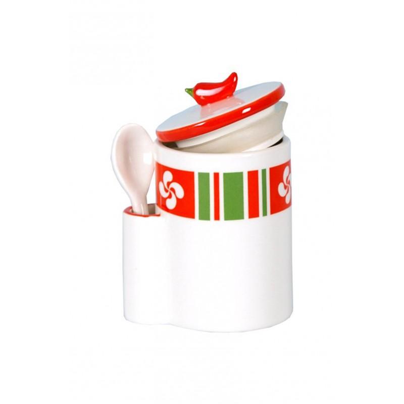 Pot à épices basques