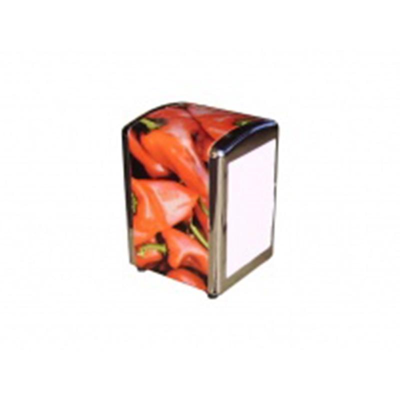 Distributeur à serviettes piment