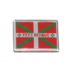 Magnet drapeau basque