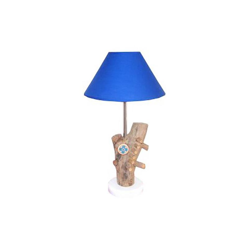 Lampe de bureau croix basque