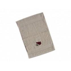 La serviette de golf brodée et personnalisée