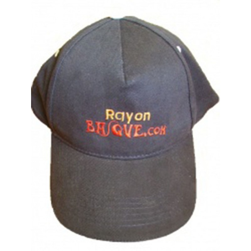 La casquette brodée et personnalisée