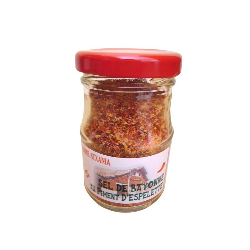 Sel de Bayonne au piment d'Espelette