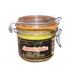 Foie gras de canard entier 430g