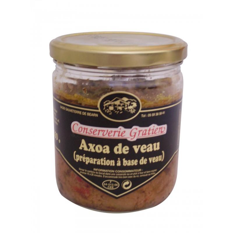 Axoa du Pays Basque