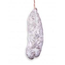 Saucisson sec pur porc artisanal au piment d'Espelette