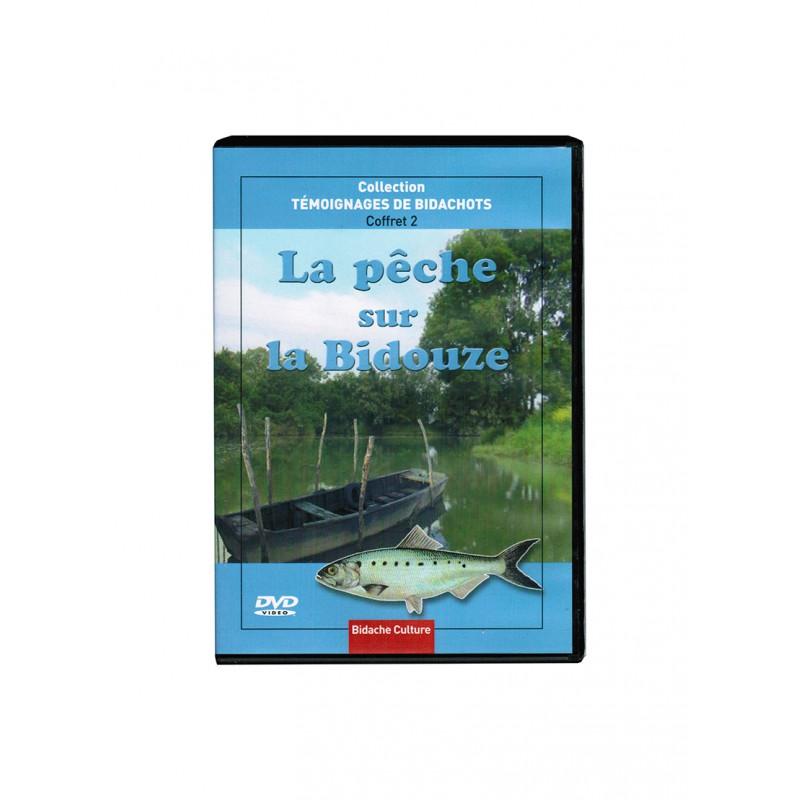 DVD La pêche sur la Bidouze