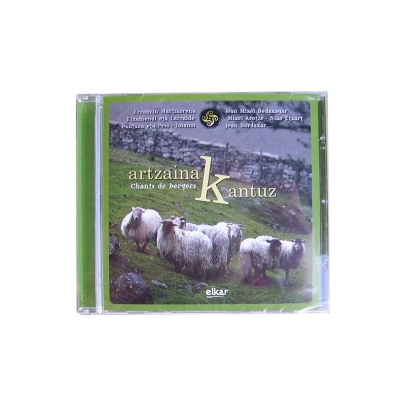 Chants de bergers Artzainak kantuz